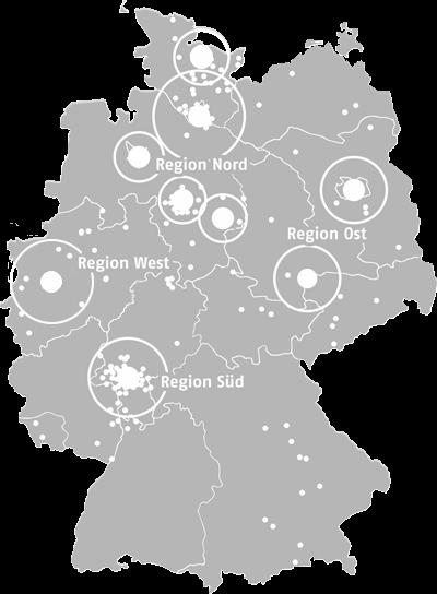 Deutschland Regionen Innotec